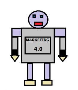 Robot als marketeer? Dat betekent meer vrije tijd.