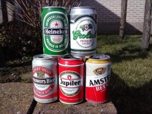 In de krimpende biermarkt zijn er vele merken. Deze hebben ieder diverse extensies op alle doelgroepen te bedienen.