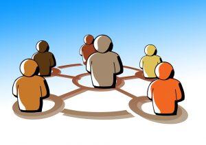 social media persoonlijk netwerk