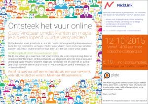 Workshop 'Jouw verhaal online delen'