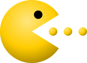 Pacman gamification