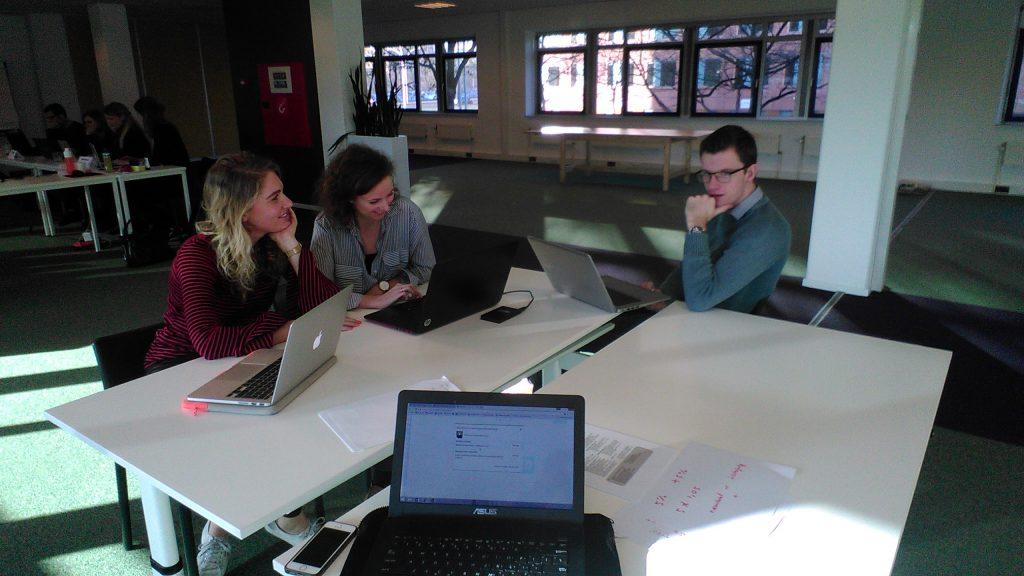 online en social media marketing training en ontwikkeling
