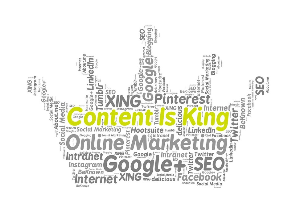 content is king voor social media content plan
