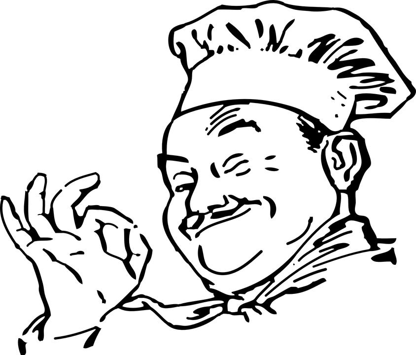 Tevreden kok. Via online vergelijkers online verzamelen je ook reviews