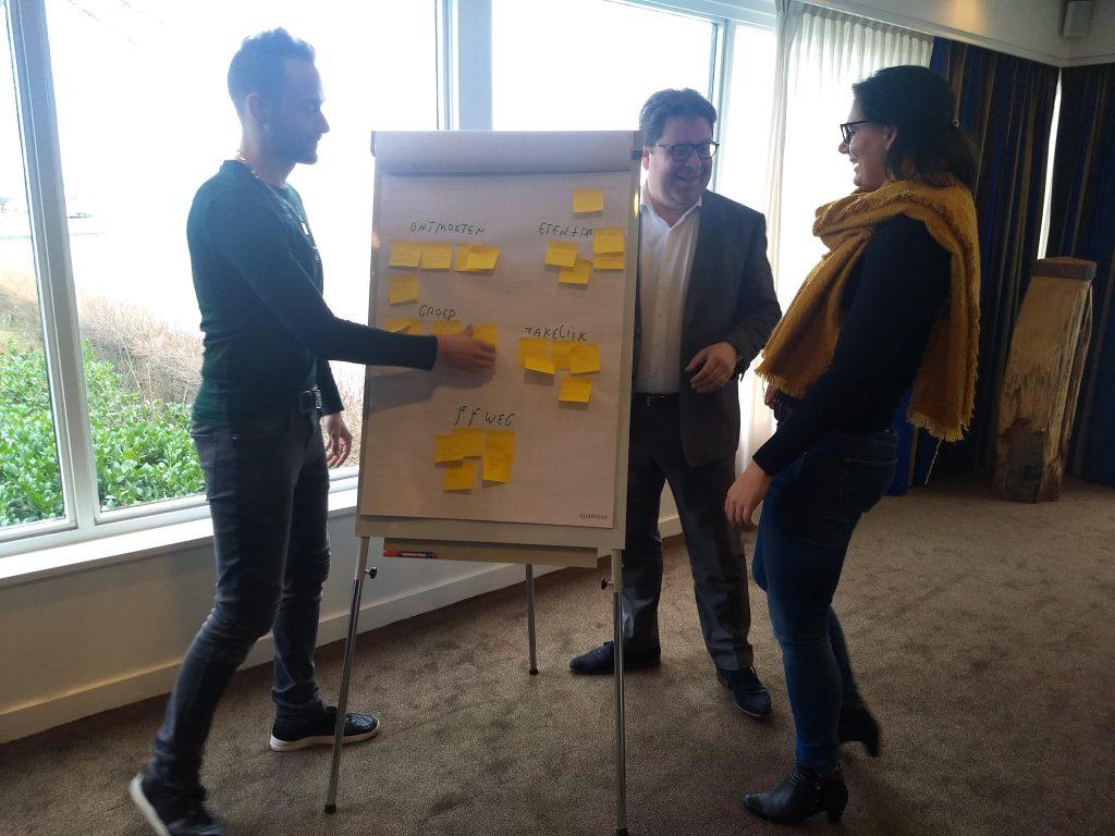 Online brandstory en storytelling brainstorm