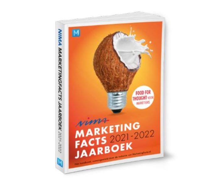 Marketingfacts Jaarboek mett Hot Topic over moreel leiderschap en digital volwassenheid